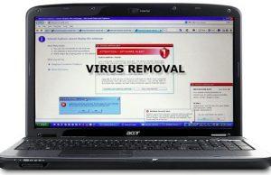 Virus-removal